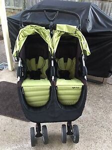 Steelcraft Agile Twin Pram Bald Hills Brisbane North East Preview