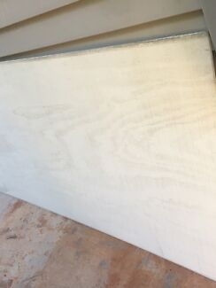 1 Sheet 1.2 X 2.7 Pre-Primed Texture 2000 Rough Sawn Plywood