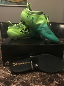 Adidas x 16+ PURECHAOS FG (used less then a year old) 11.5 US