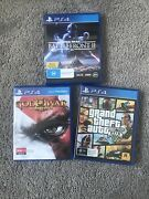 PS4 games to sell/swap (great condition) Haymarket Inner Sydney Preview