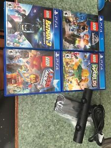 PS4 LEGO games