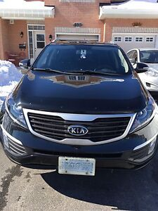 2011 Kia sportage like brand new 58807 km only AWD
