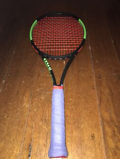 Wilson Blade 98 Countervail 18X20  NOS As New-RPM new