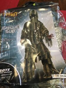 Boys Ghille Costume