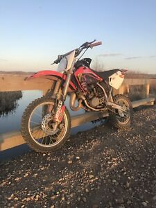 2003 CR85 two stoke