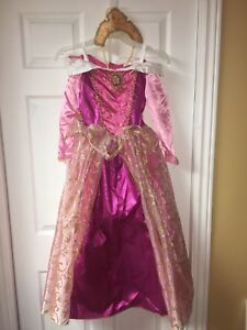 Disney Princess Aurora/Sleeping Beauty Costume Size 7-8