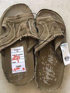 Men's Sandals. Size 7. Brand New