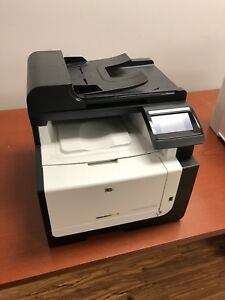 Used Colour HP Laser Jet Printer