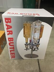 Bar butler- shot dispenser