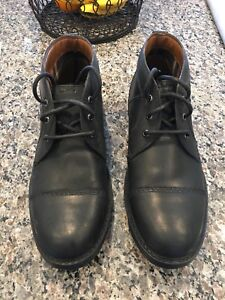 Clarks Curington Tops Shoes - Size 11