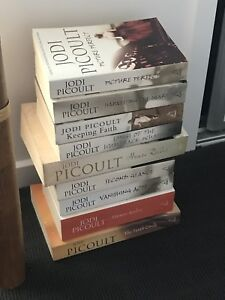 BUNDLE OF JODIE PICOULT NOVELS