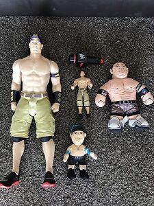 WWE John Cena Dolls Barden Ridge Sutherland Area Preview