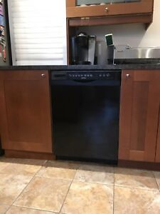 Black Kenmore Ultra Wash QuietGuard4 Dishwasher