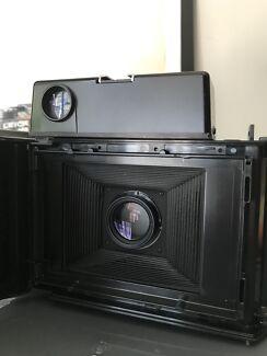 Konica instant press, Polaroid, Film Camera