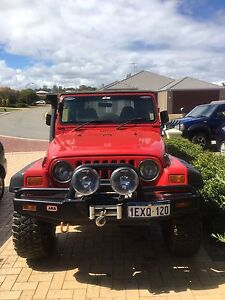 JEEP WRANGLER Halls Head Mandurah Area Preview