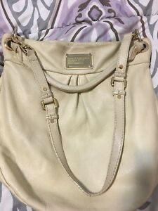 Marc by Marc Jacobs Classic Q Hillier bag Ivory