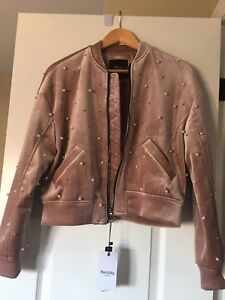 Clothes by Bershka (Europe) Jacket XS/S,  sweater M