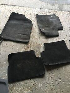 Toyota celica floor mats