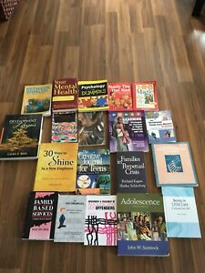 Social work/Youth Care worker books
