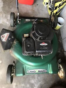 Used Lawn mower for sale