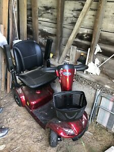 Never been used! Red Scooter 4 sale!!