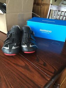Shimano Road Shoes-Really good condition