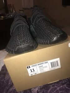 Yeezy pirate blacks