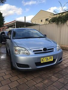 2005 Toyota Corolla Ascent Riverwood Canterbury Area Preview