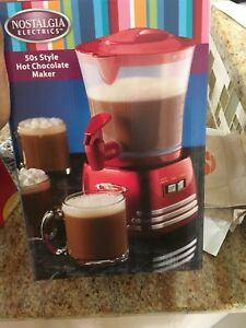 BRAND NEW UNUSED HOT CHOCOLATE MAKER
