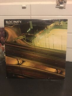 BLOC PARTY  'A WEEKEND IN THE CITY' Vinyl