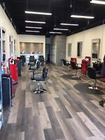 Stylist Chairs for Rent In New Upscale Salon In Whitby