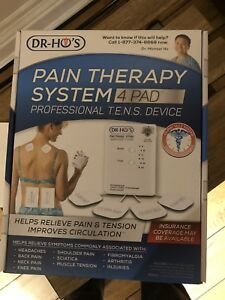 Dr. Ho's Pain Therapy System 4-Pad System
