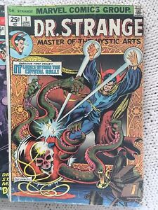 Dr. Strange 1-81 Complete First Series