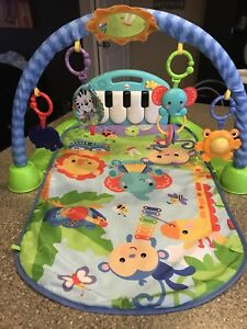Fisher Price kick and play piano gym *great condition*