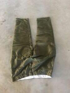 Chainsaw pants never used