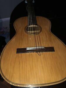 Giannini classical guitar (very old) Brazilian rosewood