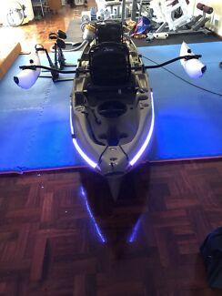 2015 Hobie Outfitter Tandem Kayak