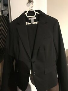 H&M women suit/ blazer with skit