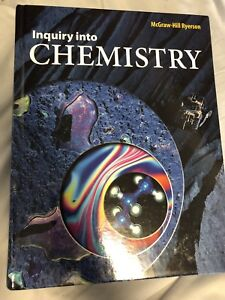 Inquiry Into Chemistry Textbook
