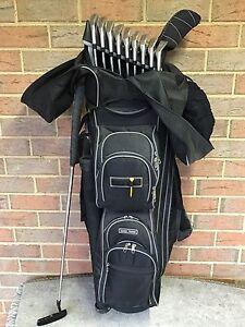 Rapier Australia Golf Set with Kahma Golf Bag! Donvale Manningham Area Preview