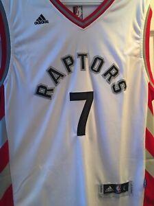 Kyle Lowry Toronto Raptors jersey! Size Large Men's.
