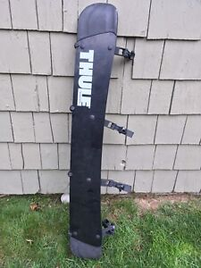 Thule fairing wind screen