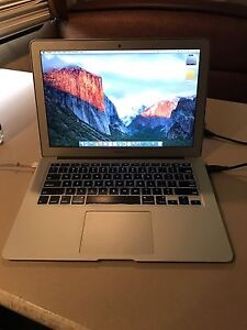 "13"" MacBook Air (Great Condition)"