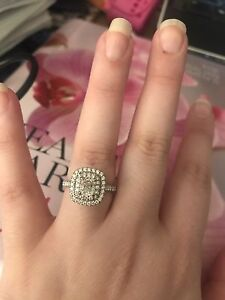 Diamond Engagement Ring Vermont Whitehorse Area Preview