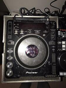 Used Pioneer CDJ-1000's (Pair)....The Original CDJ's!!