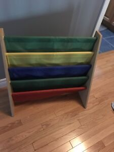Child's Book Rack