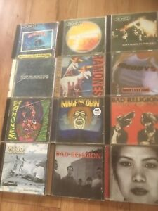 Lot 12 CD punk rock