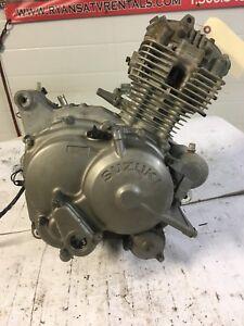 2003 Suzuki quad runner LT160 engine
