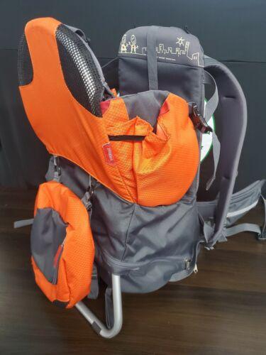 phil&teds parade™ Hiking Child Carrier Orange