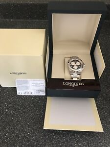 Longines Men's Chronograph Watch